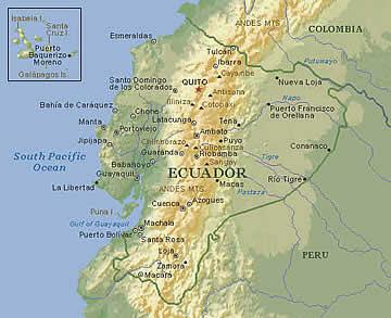 State of Ecuador -- on hard-core-dx.com