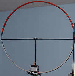 Hula Hoop Loop -- antenna special on hard-core-dx com